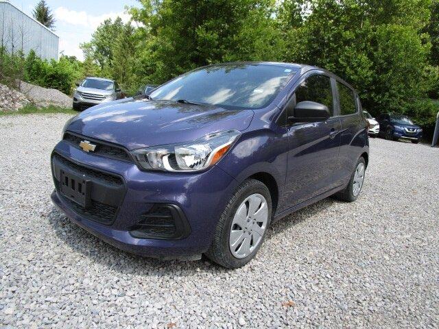 used Chevrolet Spark 2017 vin: KL8CB6SA8HC744903