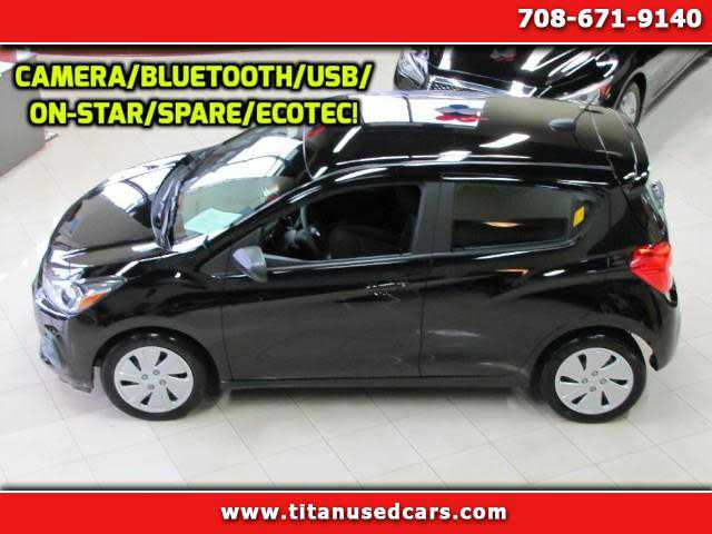 Chevrolet Spark 2017 $9237.00 incacar.com