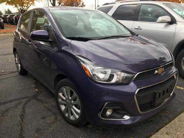 Chevrolet Spark 2017 $9249.00 incacar.com