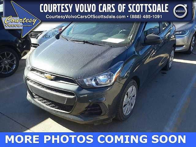 Chevrolet Spark 2017 $9200.00 incacar.com