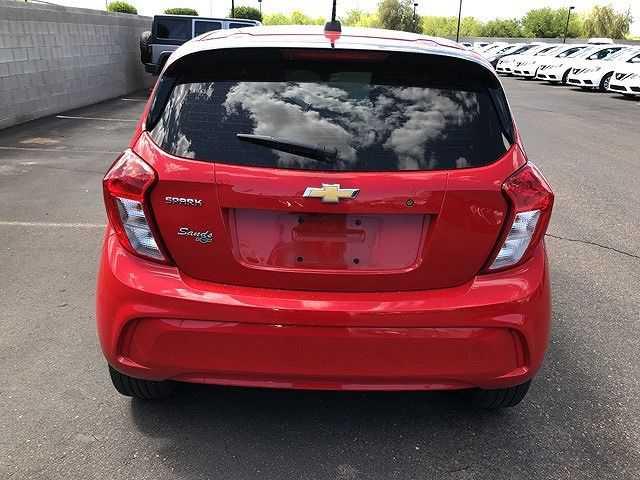 Chevrolet Spark 2017 $8798.00 incacar.com