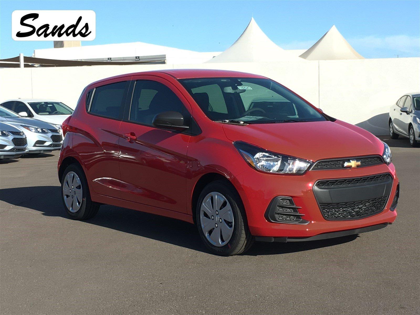 Chevrolet Spark 2018 $14892.00 incacar.com