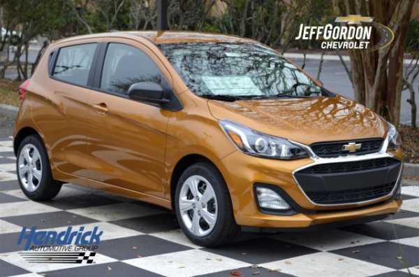 Chevrolet Spark 2019 $13490.00 incacar.com