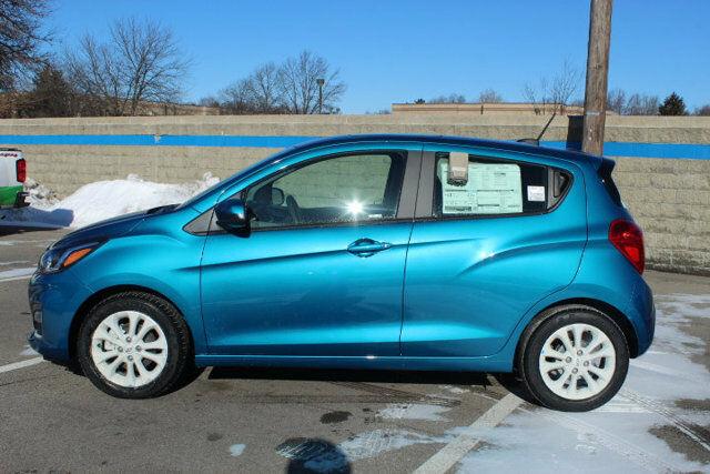 Chevrolet Spark 2019 $16990.00 incacar.com