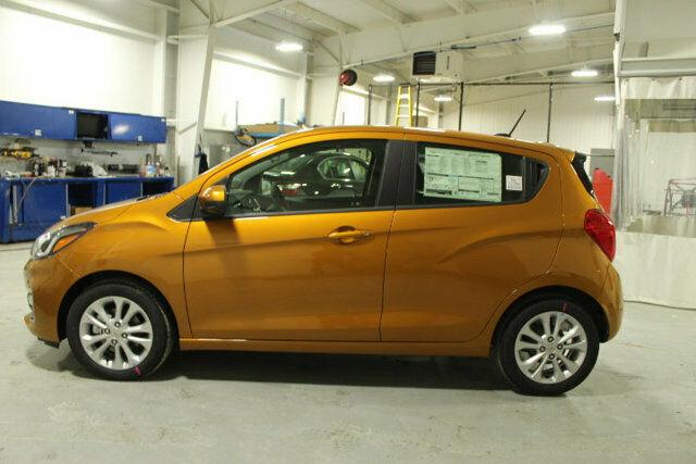 Chevrolet Spark 2019 $15315.00 incacar.com