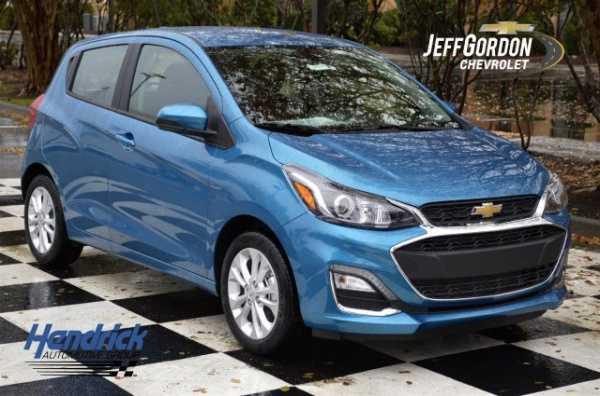 Chevrolet Spark 2019 $16490.00 incacar.com