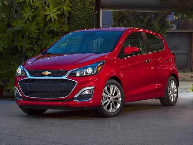Chevrolet Spark 2019 $9677.00 incacar.com