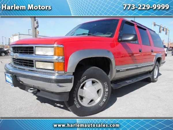 Chevrolet Suburban 1999 $3995.00 incacar.com