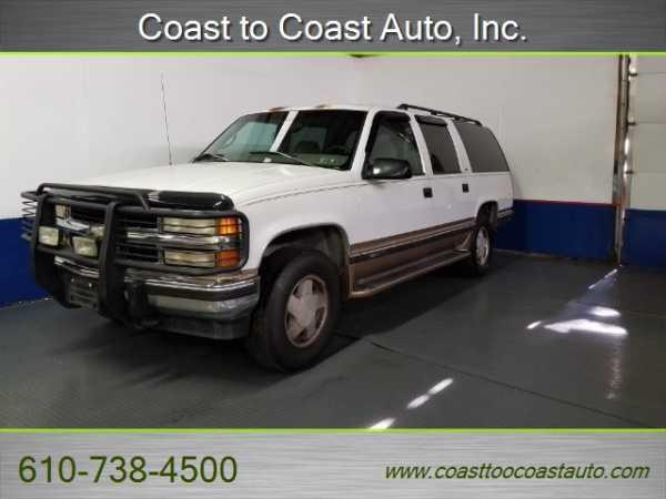 Chevrolet Suburban 1999 $3997.00 incacar.com