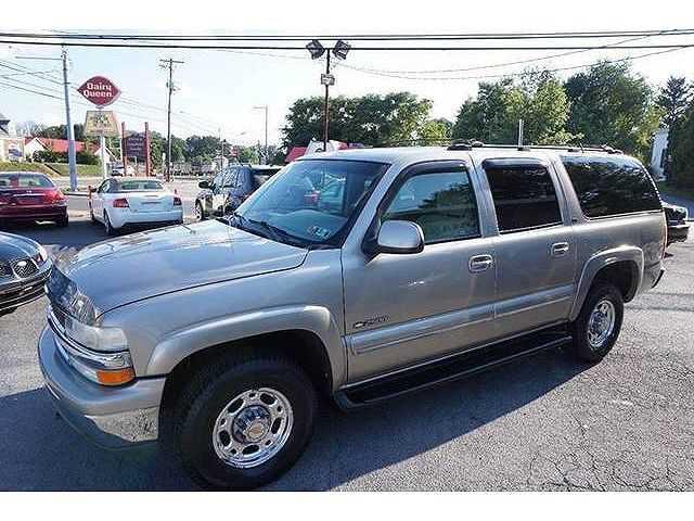 Chevrolet Suburban 2000 $8990.00 incacar.com