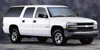 Chevrolet Suburban 2001 $4995.00 incacar.com