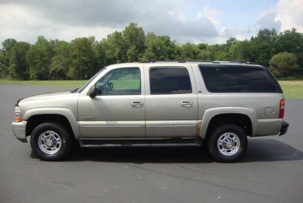 Chevrolet Suburban 2001 $2500.00 incacar.com
