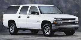Chevrolet Suburban 2001 $2995.00 incacar.com