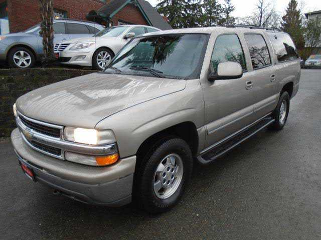 Chevrolet Suburban 2001 $2495.00 incacar.com