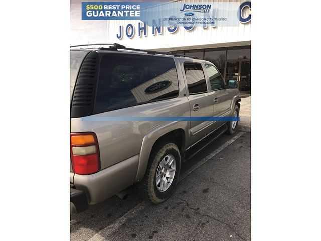 Chevrolet Suburban 2001 $5100.00 incacar.com