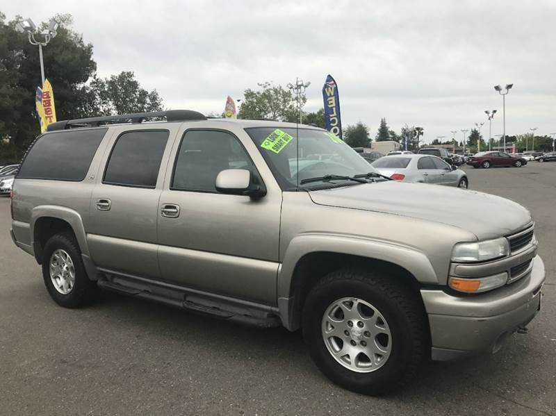 Chevrolet Suburban 2002 $3990.00 incacar.com