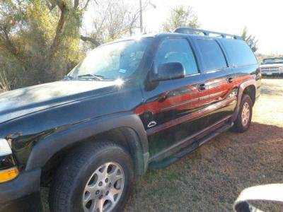 Chevrolet Suburban 2002 $5950.00 incacar.com