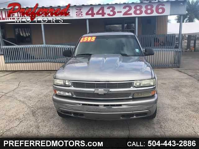 Chevrolet Suburban 2002 $1595.00 incacar.com