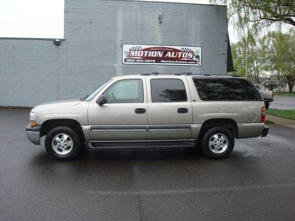 Chevrolet Suburban 2002 $2950.00 incacar.com