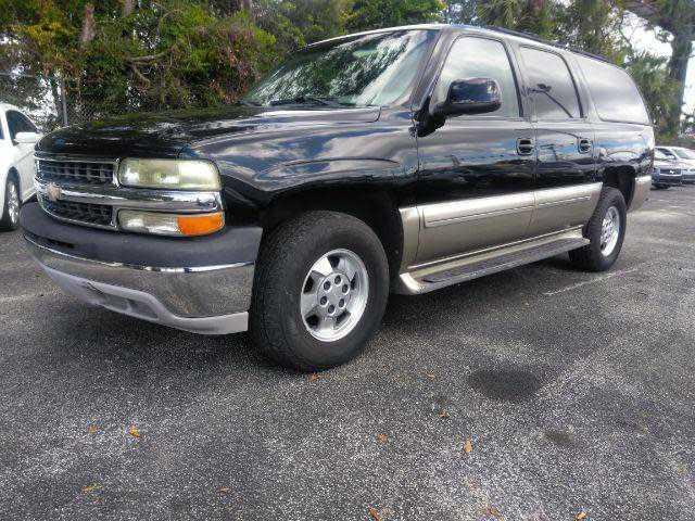 Chevrolet Suburban 2003 $5499.00 incacar.com
