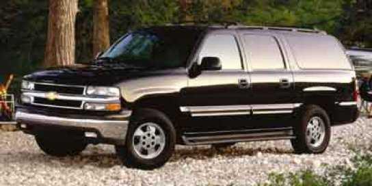 Chevrolet Suburban 2003 $4495.00 incacar.com