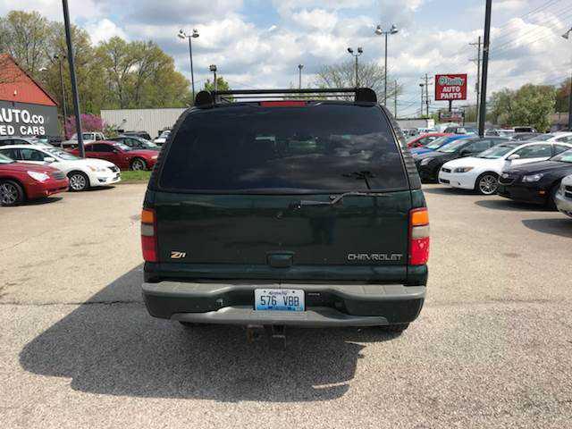 Chevrolet Suburban 2003 $7995.00 incacar.com