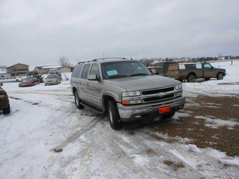 Chevrolet Suburban 2003 $5400.00 incacar.com