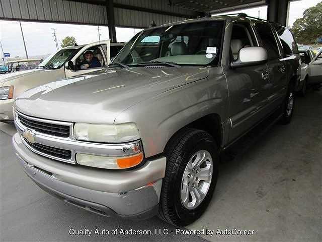 Chevrolet Suburban 2003 $5500.00 incacar.com