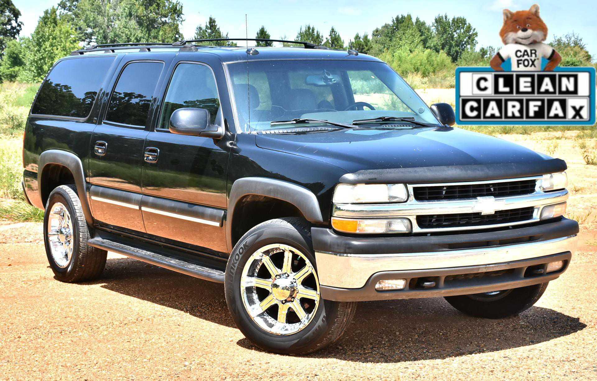 Chevrolet Suburban 2003 $3850.00 incacar.com