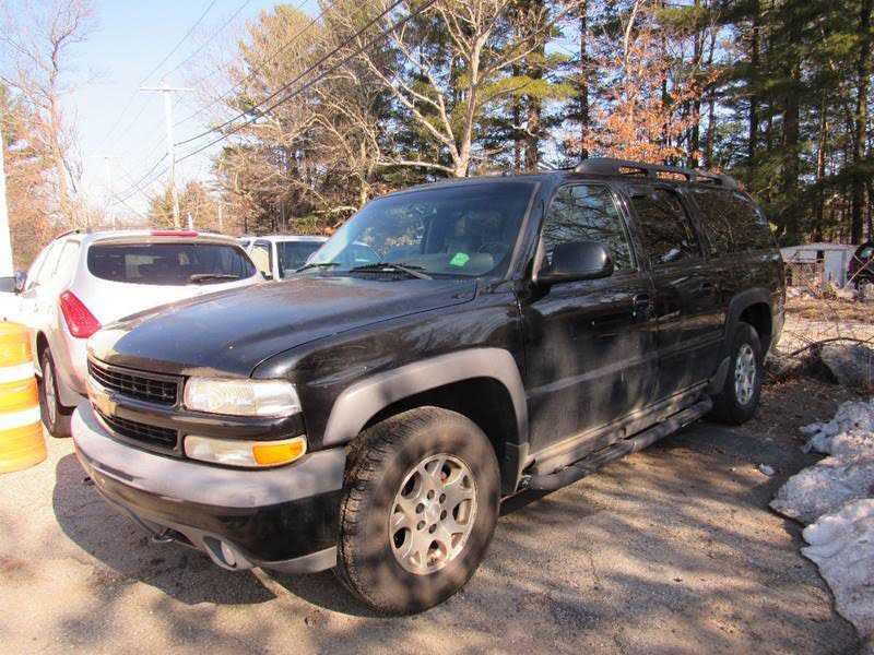 Chevrolet Suburban 2004 $1998.00 incacar.com