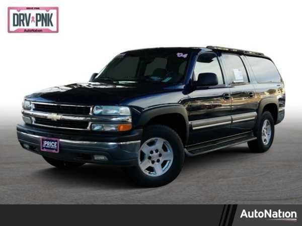 Chevrolet Suburban 2004 $6399.00 incacar.com