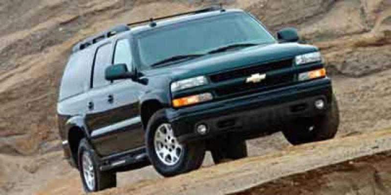 Chevrolet Suburban 2004 $3988.00 incacar.com