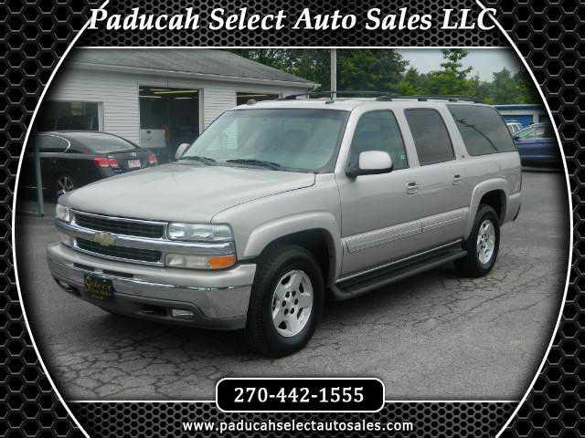 Chevrolet Suburban 2005 $8900.00 incacar.com