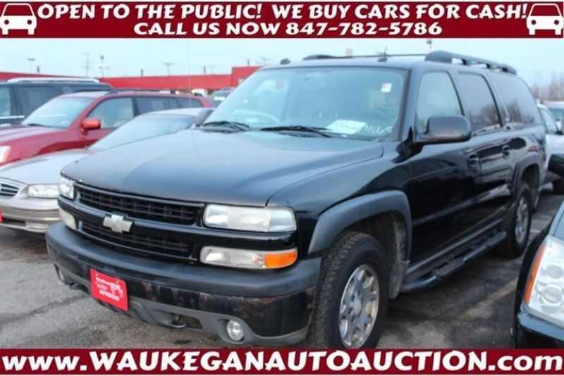 Chevrolet Suburban 2005 $2500.00 incacar.com