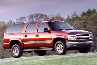 Chevrolet Suburban 2005 $1990.00 incacar.com