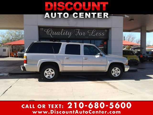 Chevrolet Suburban 2006 $9950.00 incacar.com