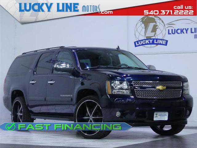 Chevrolet Suburban 2007 $9990.00 incacar.com