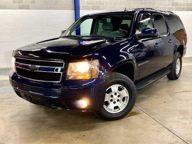 Chevrolet Suburban 2007 $9800.00 incacar.com