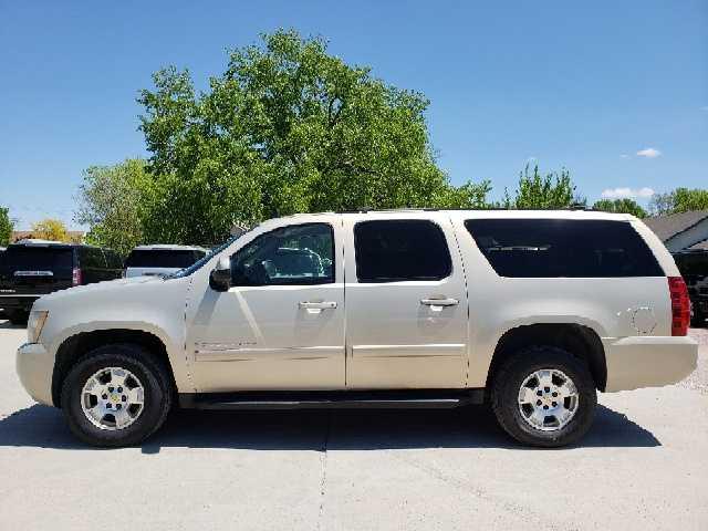 Chevrolet Suburban 2007 $8499.00 incacar.com