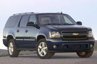 Chevrolet Suburban 2007 $5991.00 incacar.com