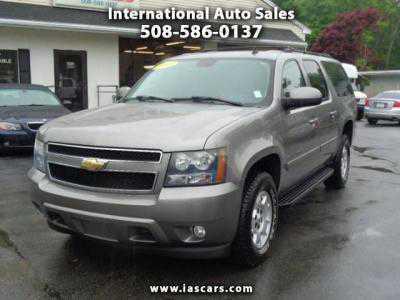 Chevrolet Suburban 2007 $11999.00 incacar.com