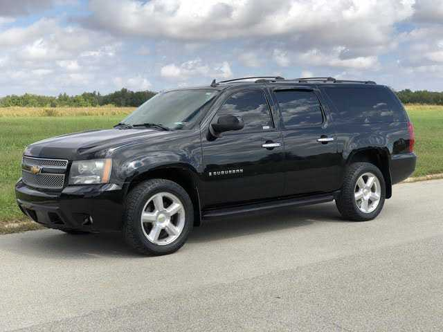 Chevrolet Suburban 2007 $8995.00 incacar.com