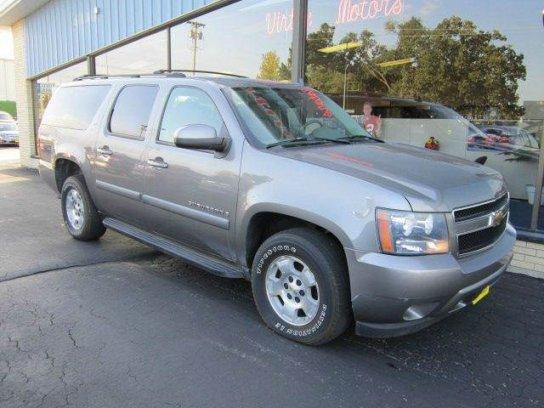 Chevrolet Suburban 2007 $14995.00 incacar.com
