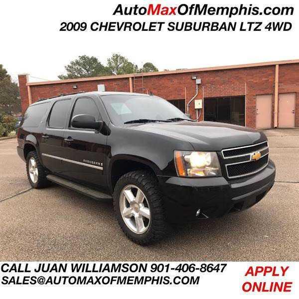 Chevrolet Suburban 2009 $10995.00 incacar.com