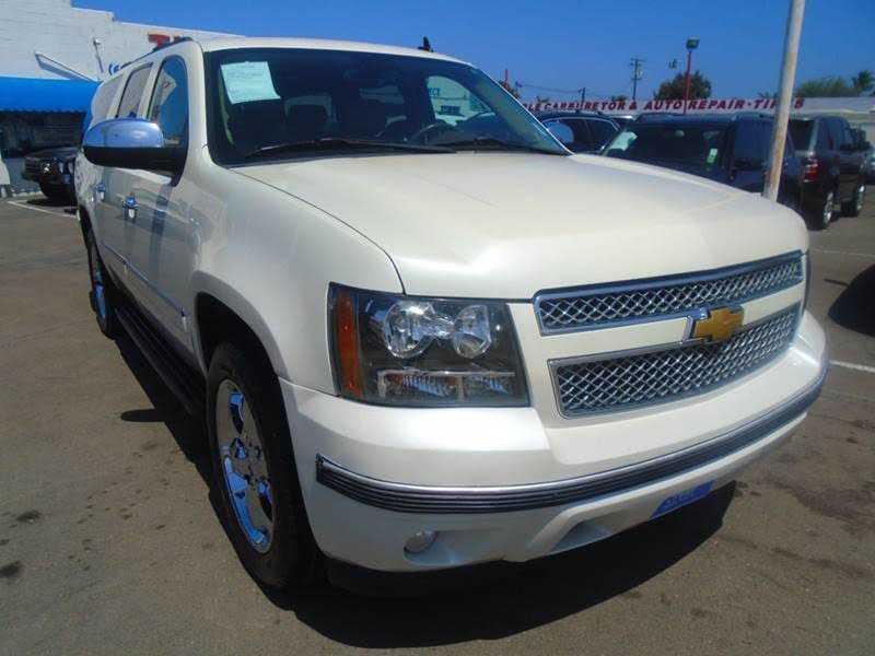 Chevrolet Suburban 2009 $15995.00 incacar.com