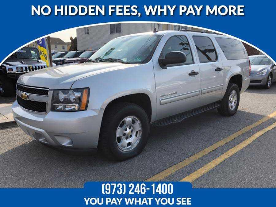 Chevrolet Suburban 2010 $9588.00 incacar.com