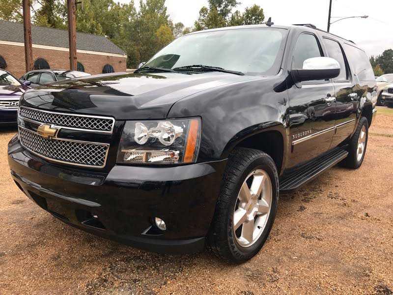 Chevrolet Suburban 2011 $12899.00 incacar.com