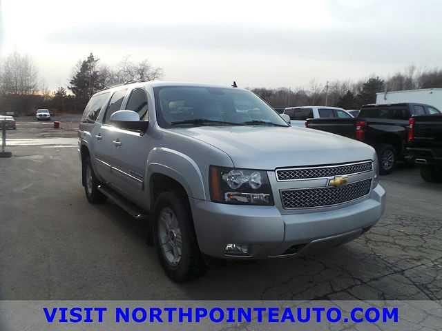 Chevrolet Suburban 2011 $18998.00 incacar.com