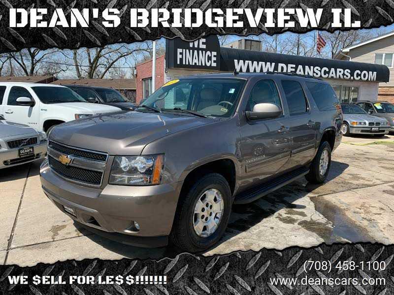 Chevrolet Suburban 2012 $9988.00 incacar.com