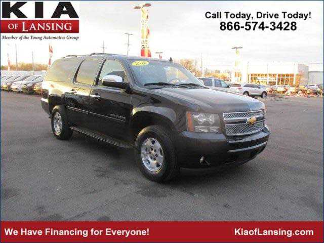 Chevrolet Suburban 2012 $12308.00 incacar.com